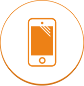 Access your savings account from your mobile device