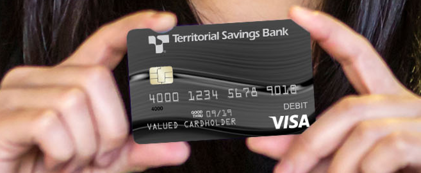 Visa® Check Card and uChoose Rewards® | Territorial Savings Bank
