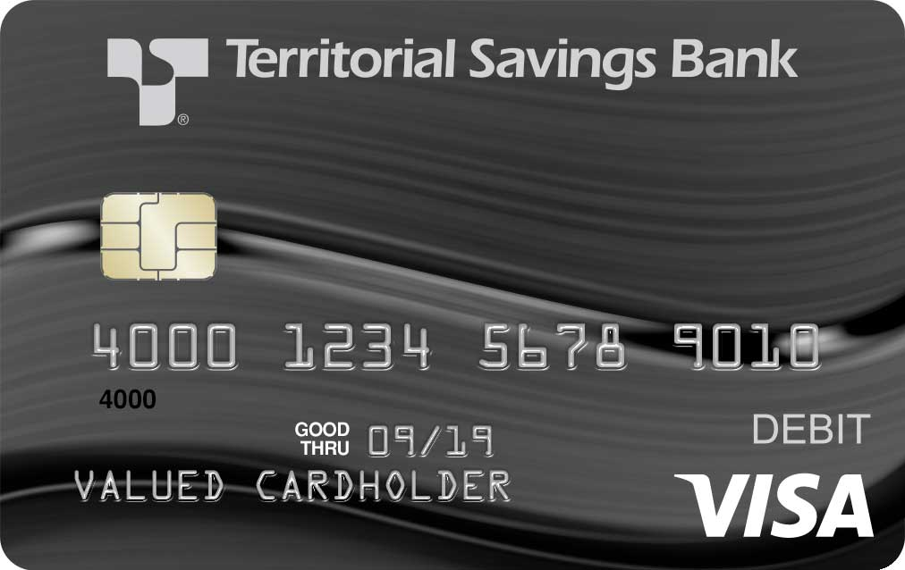 Logged Off. Your session has ended.   Territorial Savings Bank