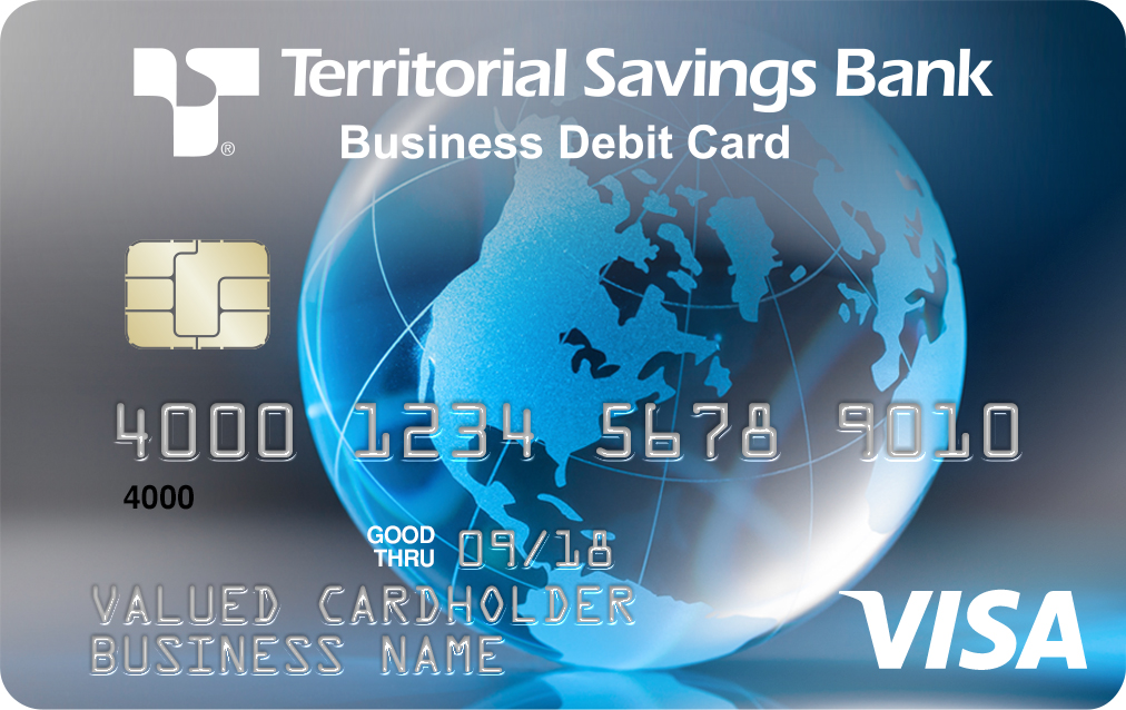 Monarch Business Online Banking. Logged Off. | Territorial Savings Bank